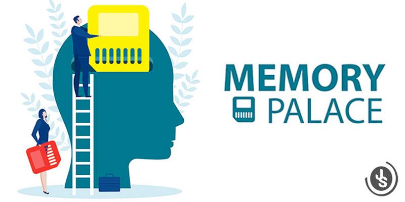 Bible memory palace method