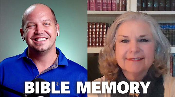 Susan Heck on Bible Memory